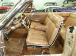 1966 CHRYSLER 300 CONVERTIBLE - Interior - 62405