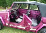 1974 VOLKSWAGEN THING CUSTOM CONVERTIBLE - Interior - 63868