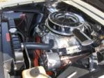 1966 CHEVROLET CHEVY II CUSTOM 2 DOOR SEDAN - Engine - 64002