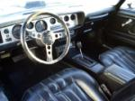1976 PONTIAC FIREBIRD TRANS AM COUPE - Interior - 64024