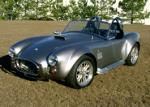 1965 SHELBY COBRA RE-CREATION ROADSTER - Front 3/4 - 64045