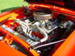 1969 CHEVROLET CAMARO COUPE - Engine - 64067