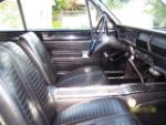 1967 PLYMOUTH GTX 2 DOOR  HARDTOP - Interior - 64123