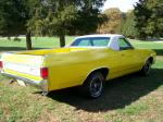 1971 CHEVROLET EL CAMINO PICKUP - Rear 3/4 - 64200