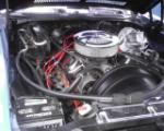 1970 CHEVROLET MONTE CARLO SS COUPE - Engine - 64259