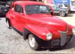 1941 FORD 2 DOOR STREET ROD - Front 3/4 - 64394