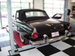 1955 FORD THUNDERBIRD CONVERTIBLE - Front 3/4 - 64401