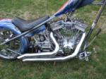 "2003 ORANGE COUNTY CHOPPERS T-REX ""THE JAY LENO BIKE"" - Interior - 64411"