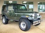 1985 JEEP CJ-7 CONVERTIBLE - Front 3/4 - 64413