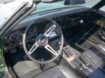 1972 CHEVROLET CORVETTE COUPE - Interior - 64562