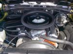 1971 CHEVROLET CHEVELLE SS 454 2 DOOR COUPE - Engine - 64563