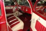 1939 FORD DELUXE CUSTOM COUPE - Interior - 64568