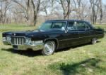 1969 CADILLAC FLEETWOOD SERIES 75 LIMOUSINE - Front 3/4 - 64659