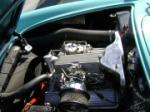 1957 CHEVROLET CORVETTE CONVERTIBLE - Engine - 64680