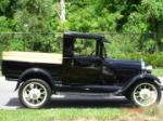 1929 FORD MODEL A PICKUP - Side Profile - 65006