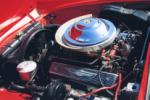 1955 FORD THUNDERBIRD CONVERTIBLE - Engine - 65748