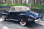 1941 CADILLAC SERIES 62 2 DOOR CONVERTIBLE - Rear 3/4 - 65749