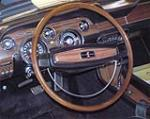 1968 SHELBY GT500 FASTBACK - Interior - 65751