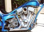 2008 COVINGTONS CUSTOMS MOTORCYCLE - Engine - 65766