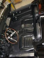 1966 CHEVROLET CORVETTE CONVERTIBLE - Interior - 65865