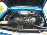 1962 CHEVROLET IMPALA SS 409 CONVERTIBLE - Engine - 65869