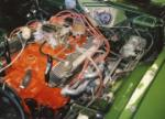 1970 PLYMOUTH CUDA HARDTOP COUPE - Engine - 66156