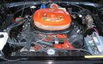 1969 PLYMOUTH HEMI ROAD RUNNER COUPE - Engine - 66199