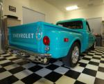 1968 CHEVROLET C-10 SHORT BED PICKUP - Rear 3/4 - 66206