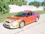 2006 CHEVROLET MONTE CARLO SS COUPE NASCAR PACE CAR - Front 3/4 - 66258