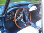 1966 CHEVROLET CORVETTE CONVERTIBLE - Interior - 66270