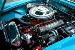 1956 FORD THUNDERBIRD CONVERTIBLE - Engine - 66325