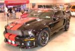 """2006 FORD MUSTANG GT COUPE CUSTOM """"FUNKMASTER FLEXS"""" - Front 3/4 - 66345"""
