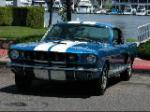 1966 SHELBY GT350 FASTBACK - Front 3/4 - 66425