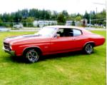 1970 CHEVROLET CHEVELLE SS LS5 COUPE - Front 3/4 - 66463