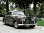 1963 ROLLS-ROYCE SILVER CLOUD III SEDAN - Front 3/4 - 66520