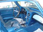 1967 CHEVROLET CORVETTE COUPE - Interior - 70565