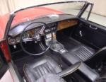 1967 AUSTIN-HEALEY 3000 MARK III BJ8 ROADSTER - Interior - 70703