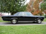 1964 PONTIAC GTO 2 DOOR COUPE - Side Profile - 70727