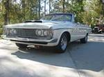 1963 PLYMOUTH SPORT FURY MAX WEDGE RE-CREATION - Front 3/4 - 70790