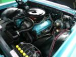1964 PONTIAC BONNEVILLE CONVERTIBLE - Engine - 70797