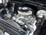 1969 CHEVROLET C-10 CUSTOM PICKUP - Engine - 70850