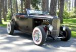 1932 FORD CUSTOM ROADSTER - Front 3/4 - 70887