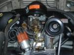 1956 VOLKSWAGEN BEETLE COUPE - Engine - 70907