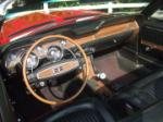 1968 SHELBY GT500 KR CONVERTIBLE - Interior - 70936