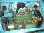 1962 AUSTIN MINI JOLLY - Engine - 70937
