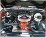 1969 CHEVROLET CHEVELLE SS 396 COUPE - Engine - 70967