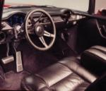 1955 CHEVROLET BEL AIR CUSTOM 2 DOOR SEDAN - Interior - 70968