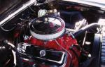 1966 CHEVROLET CHEVELLE CONVERTIBLE SS 396 RE-CREATION - Engine - 70971