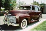 1951 CHEVROLET SUBURBAN CARRYALL SUV - Front 3/4 - 70972