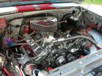 1982 CHEVROLET C-10 CUSTOM SHORTBED PICKUP - Engine - 70979